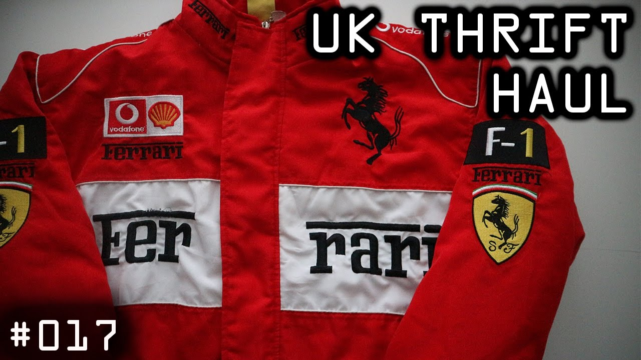 red img ferrari sell buy asp discounts apparel jacket
