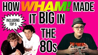 Download Mp3 WHAM In the 80s George Michael Andrew Ridgeley Make it BIG Pop Fix Professor of Rock