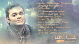 Love Cues | A.R.Rahman | Jukebox | IndianMovieBGMs