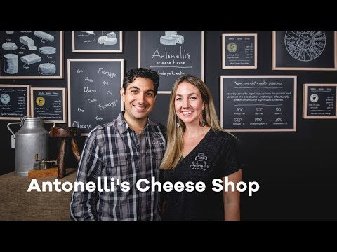 Volusion Presents: Antonelli's Cheese Shop