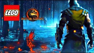 lego Mortal Kombat X trailer