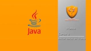 Buscar datos en una tabla en java curso 3 jtable buscar dato en jtable parte 2 java urtaz Gallery