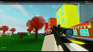 Montotone voiceovers and roblox: Noscope sniping!