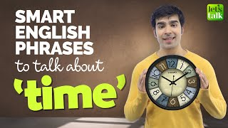 Advanced English Phrases With TIME For Daily Conversation   Useful English Collocations    Hridhaan