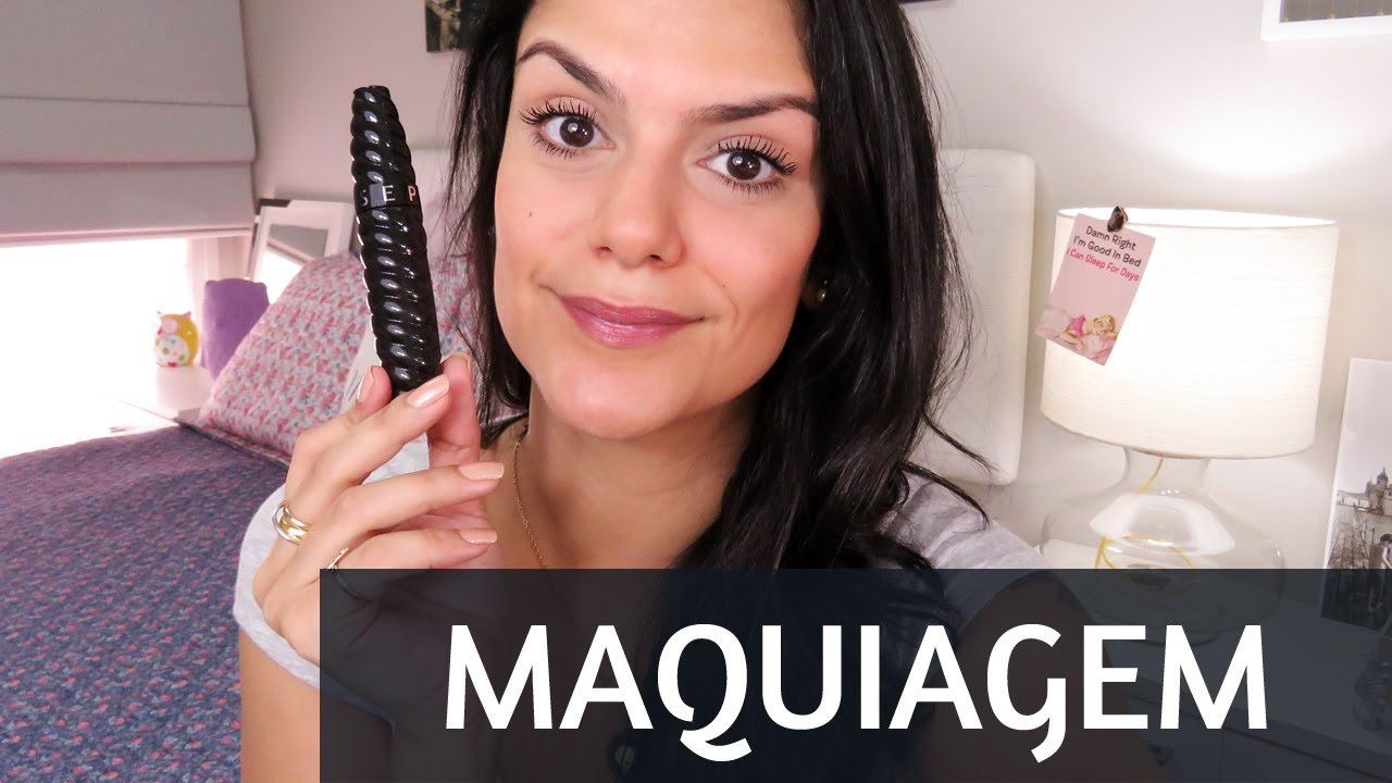 a8dd3793449 Experimentando: Sephora Collection Outrageous Curl Dramatic Volume & Curve  Mascara - YouTube