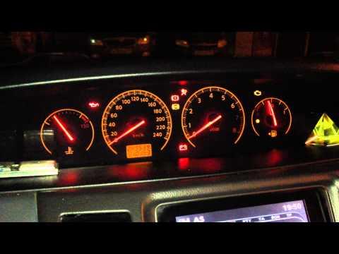 Мигает AirBag на Nissan Primera P12. как исправить