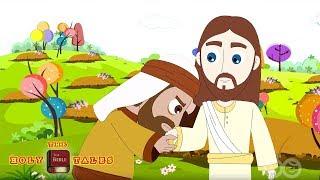 Judas Is Sorry I Stories of Jesus I Animated Children's Bible Stories| Holy Tales Bible Stories