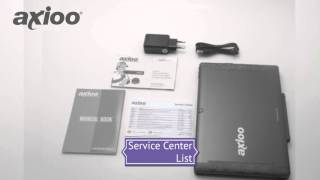 unboxing axioo windroid 10g