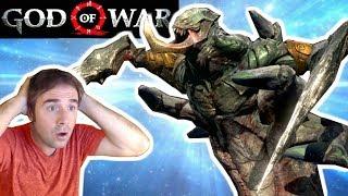 God of War Ascension: EL HECATONQUIRO ¡¡Un jefe increíble!! EP.1