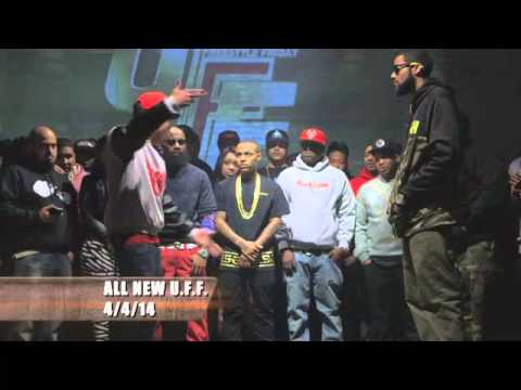 UFF TEASER # 2: PREZ MAFIA VS TY LAW