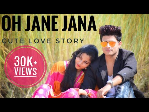 Oh Jane Jana | A Cute Love Story | New Album Song 2018 | By Love Beats | Till Watch End