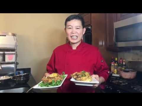 How to make Soy Sauce Garlic Chicken Wings - Dim Sum by Thai Lam