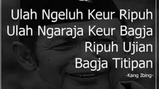 NASEHAT KANG IBING LUCU!!