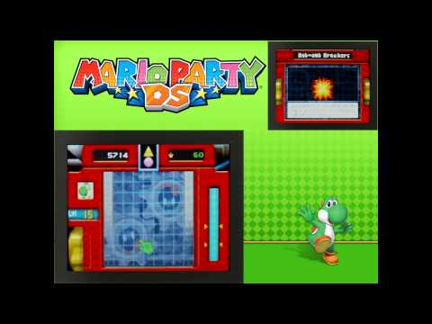 Mario Party DS - Bouns: Bomb-omb Breakers