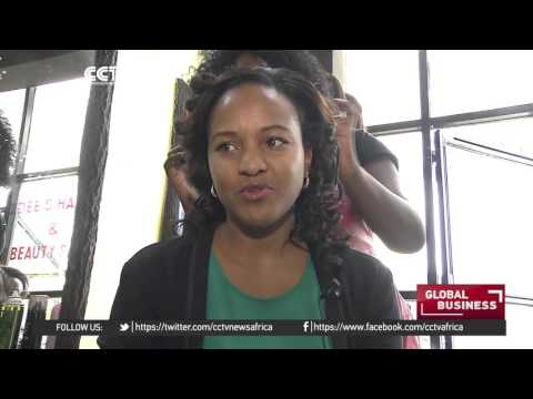 Kenya booming hair industry