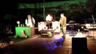 Pedro Barroso, Carlos Guilherme, João Balula Cid  XII Encontros do Cantar Diferente Constância 2010