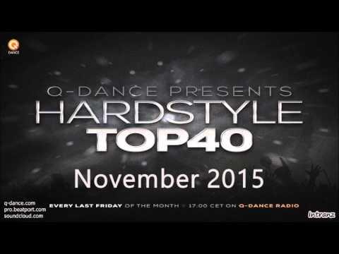 Q-dance Presents: Hardstyle Top 40 | November 2015