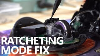 Logitech MX Master Scroll Wheel FIX