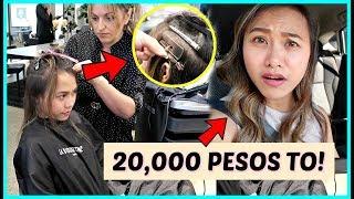 NAGPA HAIR EXTENSIONS AKO! 20K ANG DAMAGE! WORTH IT BA? ❤️ | rhazevlogs