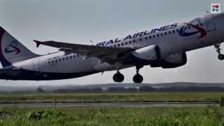 Ural Airlines. Профессия - пилот(О стремлении стать частью гражданской авиации, высоком уровне подготовки, о красоте небесной профессии,..., 2014-08-17T06:48:37.000Z)