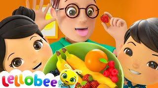 This Is The Way - Healthy Fruit & Vegetable Smoothies | New Nursery Rhymes | LBB | Little Baby Bum