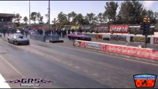 Major League Racing 6.486@217 MPH (20B Rx8) New World Record!!!!