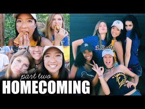 HOMECOMING | SJSU vs. University of Hawaii | October 8