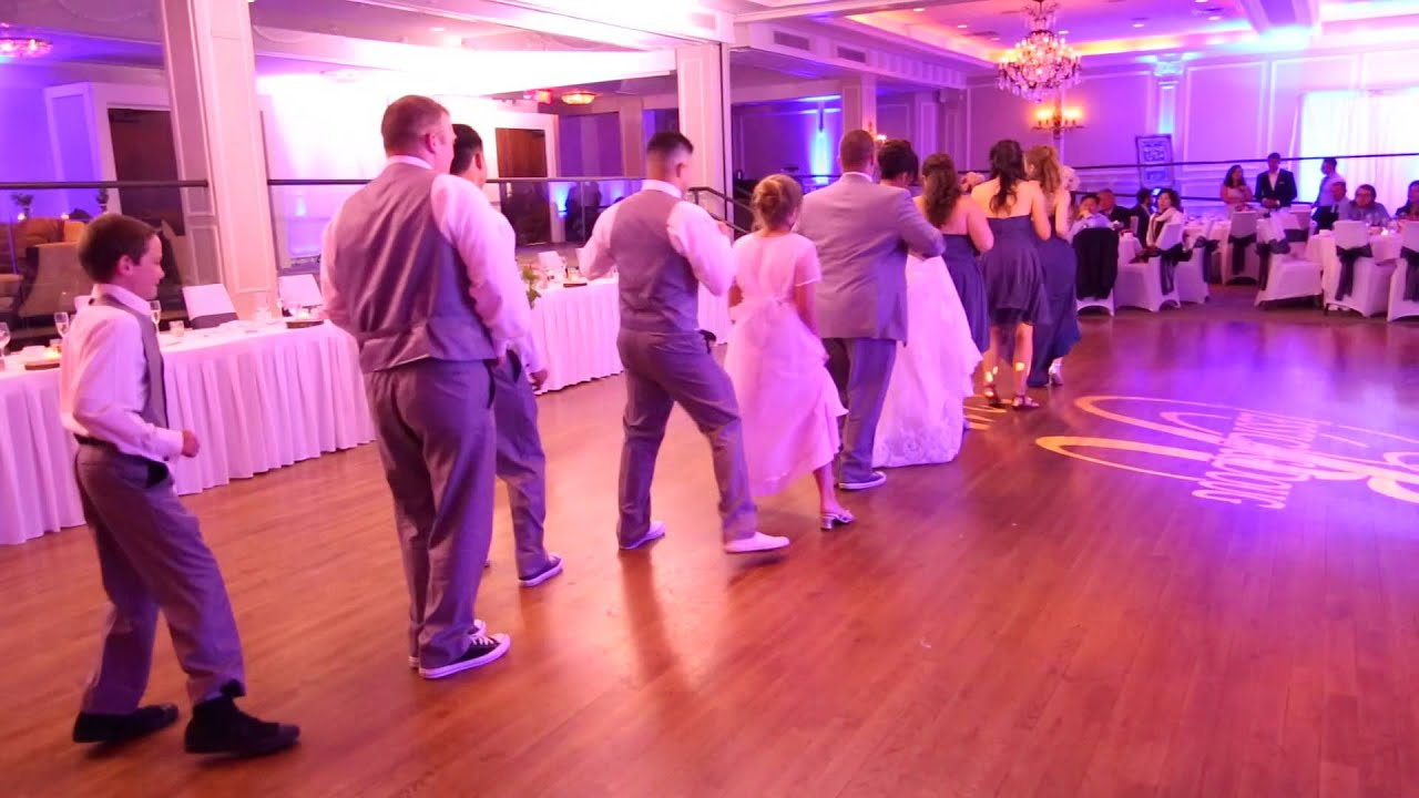 NJ Wedding DJ Recap For Jessica & Doug At Westin in Morristown - YouTube
