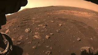 video: Mars rover Perseverance goes for its first test drive