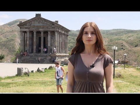 Treasures of Armenia: Pagan Temple of Garni