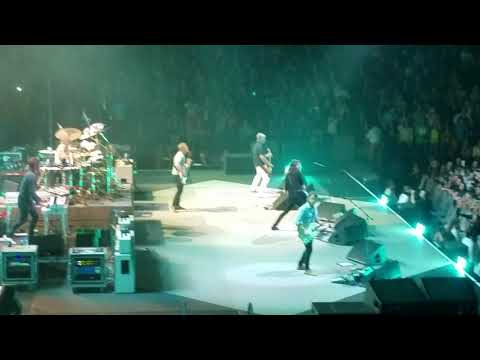 Foo Fighters, Greensboro Coliseum 2017
