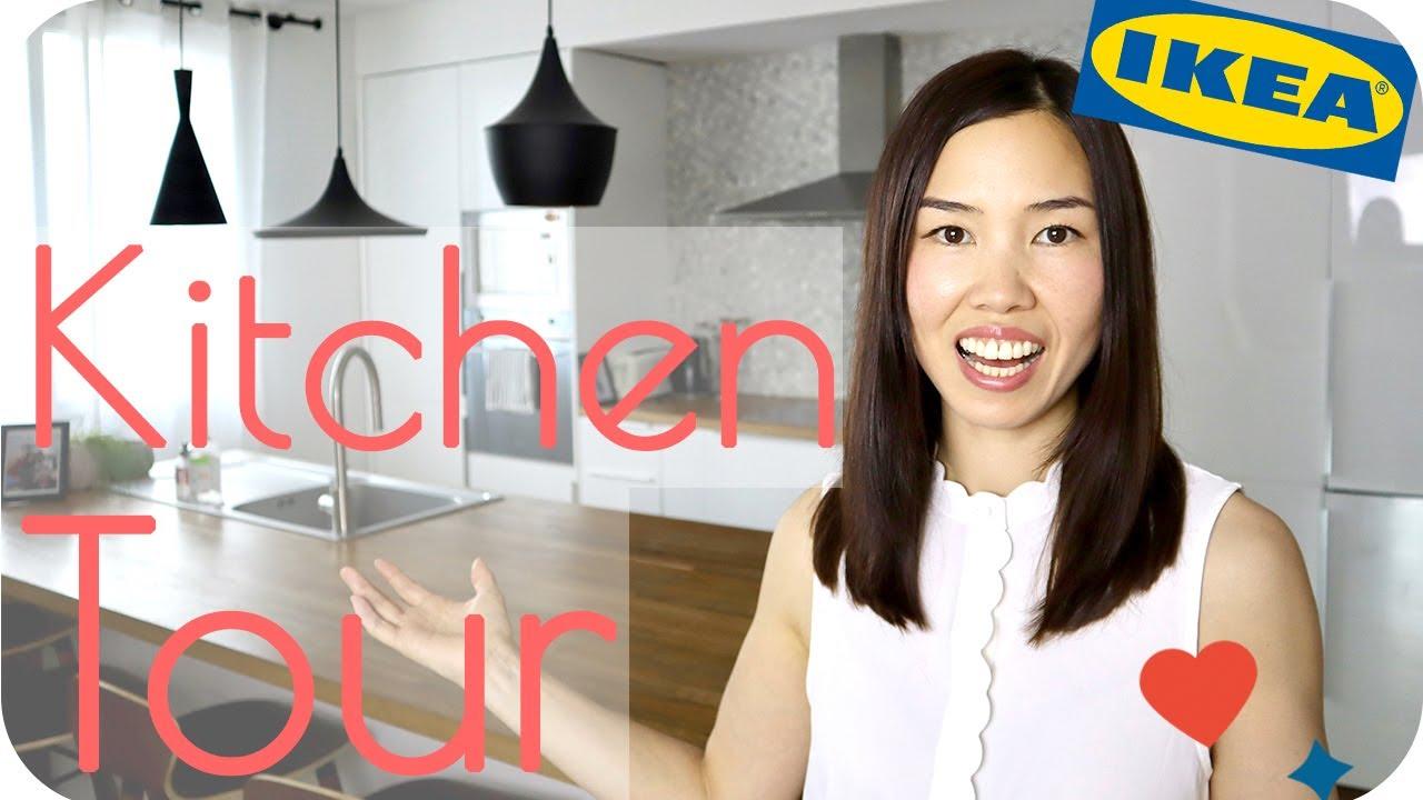 海外キッチンツアー|イケア(IKEA)キッチンツアー|フランスのインテリア|IKEA KITCHEN TOUR IN FRANCE