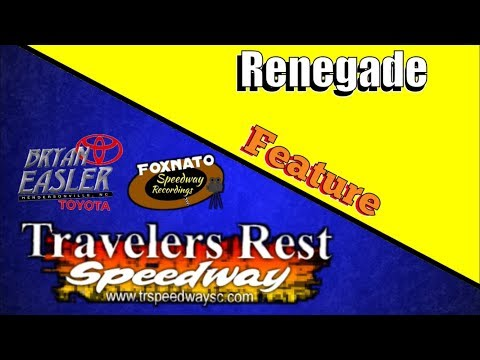 3/30/18 Renegade feature | At Travelers Rest Speedway