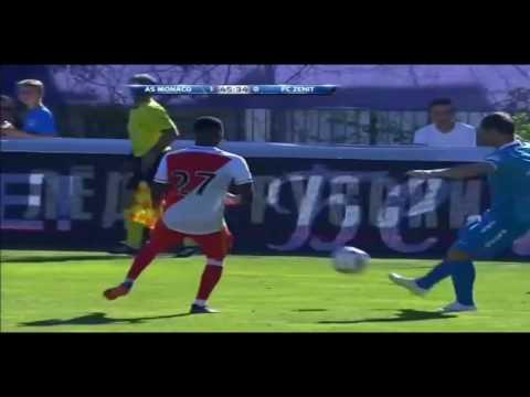 Товарищеский матч. Монако - Зенит 1-3