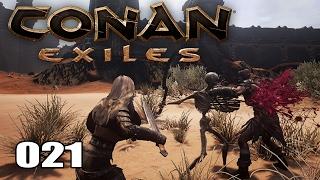 CONAN EXILES [021] [Fiese Skelette - Die Stadt der Toten] [Multiplayer] [Deutsch German] thumbnail