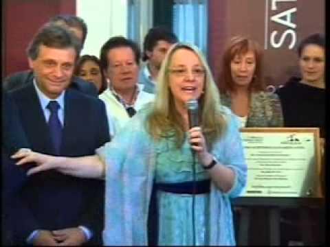 24 Enero 2013 Videoconferencias desde el Salón de las Mujeres Argentinas.
