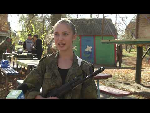 2019 10 17 В Новочеркасске завершились ежегодные военно полевые казачьи сборы для допризывной молоде