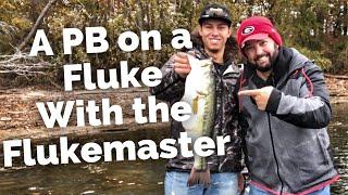 A New PB on a Fluke with Flukemaster!!!