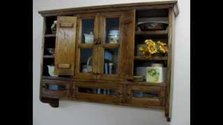 Rustic Cabinets For Kitchens Art.e28