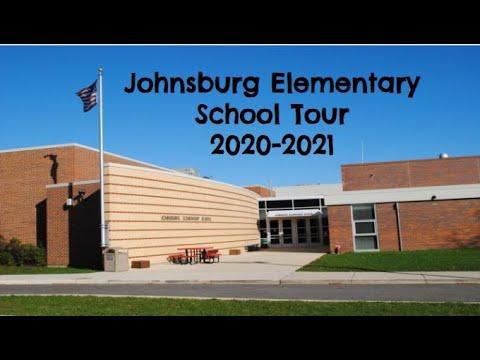 Johnsburg Elementary School Tour 2020-2021