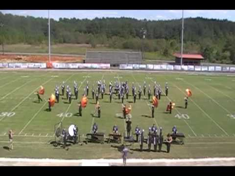 "Rosepine High School ""Purple Pride"" Band"