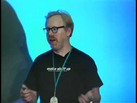 2600 - The Last HOPE (2008) - Keynote - Adam Savage.mp4