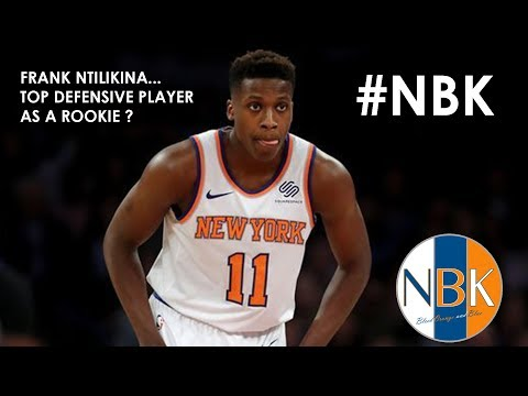 New York Knicks: Frank Ntilikina Defensive Comparison/Mini-Study - Is he a top defensive player?