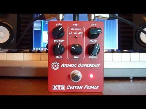 XTS Atomic Overdrive - My 10 Favorite Sounds