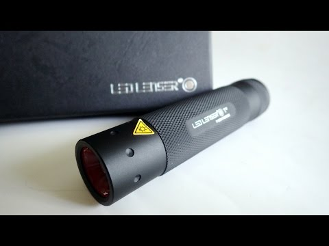 LED LENSER TACTICAL PROFESSIONAL CREE LED TT TORCH
