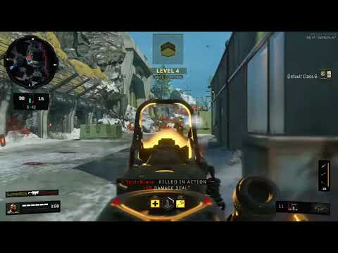 Black Ops 4 Beta Gameplay - Xbox One S