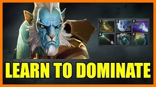 How to take CONTROL and DOMINATE on PL | Dota 2 Phantom Lancer Guide