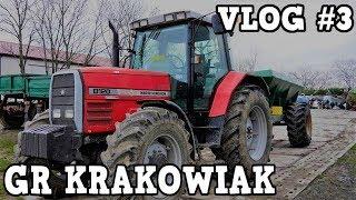 Oprowadzenie po GR Krakowiak ! -Vlog [#3] - Nowe Nabytki -130 ha