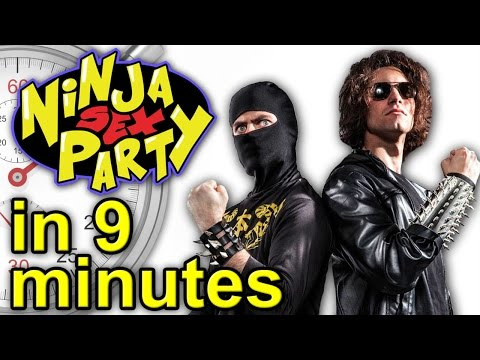 A Brief History Of Ninja Sex Party