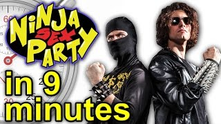 Repeat youtube video A Brief History Of Ninja Sex Party